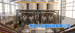 自动配料系统在陶瓷配料中的表现